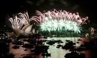 Khoảnh khắc đón năm mới ở các quốc gia