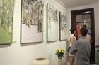 Đi tìm Hà Nội qua triển lãm tranh 3 phố