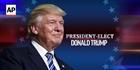Ông Donald Trump đắc cử Tổng thống Mỹ