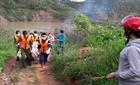 Tìm thấy nạn nhân cuối cùng bị lật xuồng trên hồ Đại Ninh