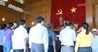 Đoàn đại biểu Bộ An ninh Lào thăm quê hương Chủ tịch Hồ Chí Minh