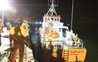 Điều tàu dò tìm đáy biển đến khu vực tàu Hải Thành 26 gặp nạn