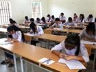 Thí sinh thi tốt nghiệp THPT bước vào ngày thi đầu tiên