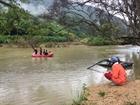 Lật xuồng trên sông Krông Nô, 5 người chết và mất tích