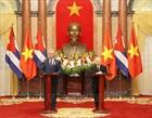Chủ tịch Miguel Mario Diáz Canel: Quan hệ Cuba - Việt Nam luôn là mối quan hệ đặc biệt