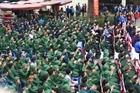Gần 1.200 thanh niên Hà Nội viết đơn tình nguyện nhập ngũ