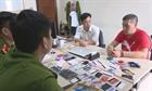 Bắt quả tang một người Trung Quốc dùng thẻ ATM giả rút trộm tiền