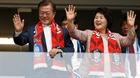 Tổng thống Moon Jae-in mong hai miền Triều Tiên cùng đăng cai World Cup 2030
