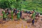 Công an các địa phương chung tay khắc phục hậu quả mưa lũ