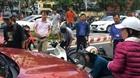 Đà Nẵng: Xe ô tô húc nhiều xe máy đang dừng đèn đỏ