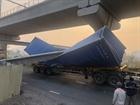 Thông tin mới vụ dầm cầu bê tông đè container ở Thủ Đức