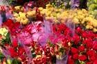 Đa dạng thị trường hoa ngày lễ Tình nhân Valentine