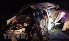 Xe khách va chạm liên hoàn, 2 người tử vong