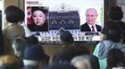 Những vấn đề nóng trong chương trình nghị sự Nga-Triều