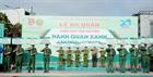 Thành đoàn TP. HCM ra quân chiến dịch hành quân xanh