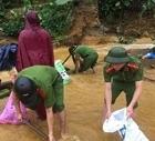 Bộ Công an chỉ đạo ứng phó với diễn biến mưa lũ