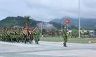 Chung kết Hội thi điều lệnh bắn súng võ thuật CAND, khu vực phía Bắc