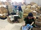Hà Nội: Bắt cơ sở sản xuất sách lậu số lượng lớn