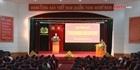 Công bố các quyết định về công tác cán bộ tại Công an tỉnh Lai Châu