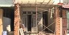 Xây dựng chung cư làm hư hại hàng chục nhà dân