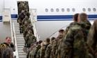 Đức rút một phần lực lượng khỏi Iraq