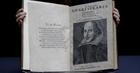 Bản sao First Folio của Shakespeare có giá kỷ lục