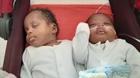 Cặp song sinh chào đời lúc mẹ hôn mê sâu vì COVID-19