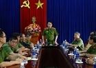 Thứ trưởng Lê Quốc Hùng chỉ đạo công tác khắc phục hậu quả thiên tai