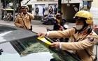 Sẽ cưỡng chế nếu chủ xe không chấp hành nộp phạt nguội