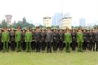 Khai giảng huấn luyện đầu khóa cho học viên các học viện, trường CAND