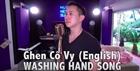 Ca sĩ Đài Loan hát Ghen Cô Vy phiên bản tiếng Anh