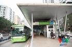 Đi xe bus thời Covid-19