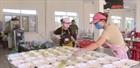 Công an Đắk Lắk chăm lo người trong khu cách ly