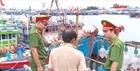 Đề phòng cháy nổ tại âu thuyền Thọ Quang
