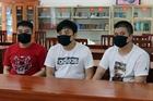 Bắt nhóm người Trung Quốc nhập cảnh trái phép