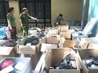 Đường dây trộm cắp, tiêu thụ gương ô tô cực lớn tại Hà Nội