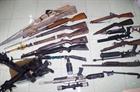 Xử lý đối tượng tàng trữ, mua bán trái phép súng săn