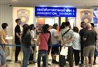 Hạn chót cho người có thị thực ngắn hạn rời khỏi Thái Lan