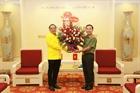Thứ trưởng Trần Quốc Tỏ tiếp Đại sứ Vương Quốc Thái Lan