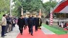 Đại tướng Tô Lâm dự lễ động thổ tôn tạo chùa Tứ Giáp
