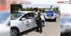 Xử phạt vi phạm giao thông bằng hoa ở Abu Dhabi