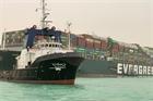 Giải cứu thành công siêu tàu container mắc kẹt ở kênh đào Suez
