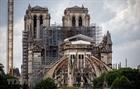 Người Pháp xúc động với quá trình phục dựng Nhà thờ Đức Bà