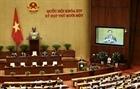 Quốc hội miễn nhiệm Thủ tướng Chính phủ và Chủ tịch nước