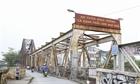 Cầu Long Biên xuống cấp nghiêm trọng