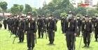 Hơn 200 Cảnh sát cơ động tăng cường chống dịch tại Bắc Giang