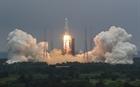 Trung Quốc trấn an thế giới về mảnh vỡ tên lửa sắp rơi xuống trái đất