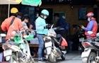 Hà Nội lập thêm chốt, phân luồng tránh, cấm shipper