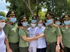 Đoàn y, bác sĩ Bệnh viện 199 lên đường chi viện cho TP.HCM