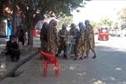 Taliban tiến gần thủ đô Kabul, Afghanistan